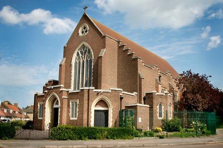 St Vincent de Paul Church (3)