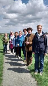 Danbury and SWF parish walk