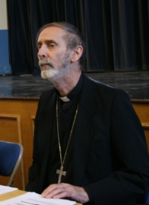 Bishop Alan has listened to views from across the diocese