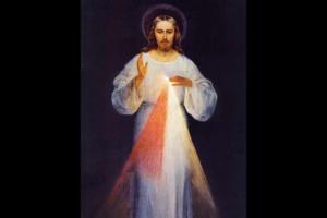 Divine Mercy by Eugeniusz Kazimirowski in 1934 Wikimedia Commons 40