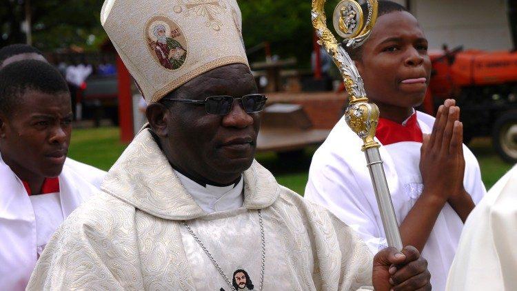 Archbishop Robert Ndlovu Zimbabwe