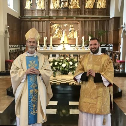 Michael and Bishop