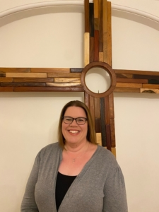 Claire Bailey, Director of Youth Ministry