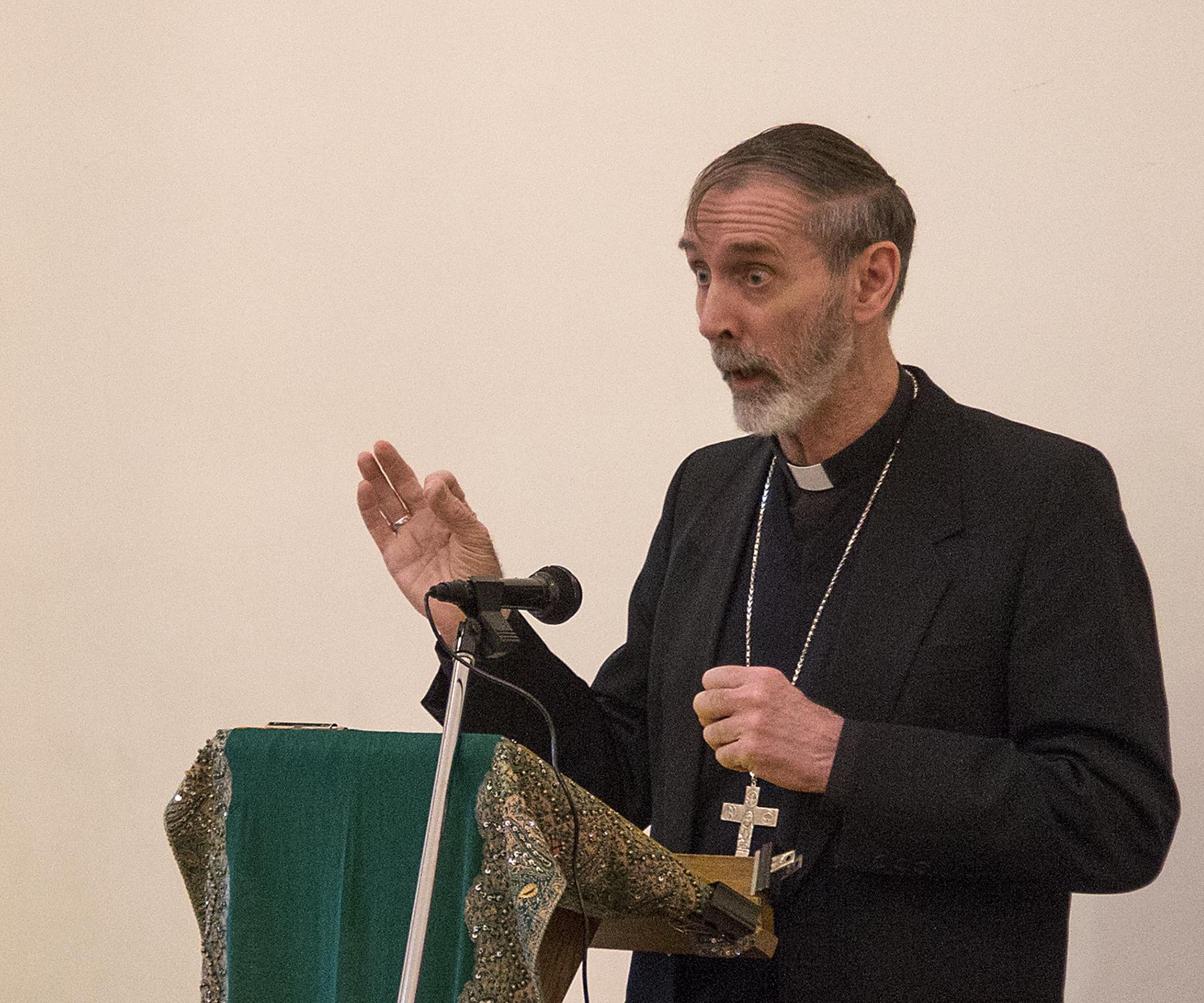Bishop Alan