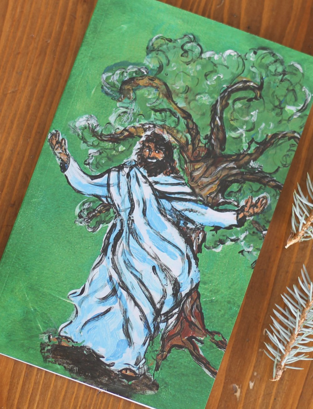 Jesse Tree for Families - free download - Brentwood Diocese
