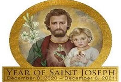 Year of St Joseph Logo