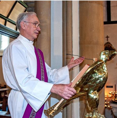 Rev Dwight Hayter