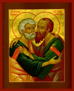Icon of Peter-and-Paul,-Apostles