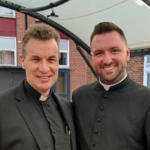 Two clergy men